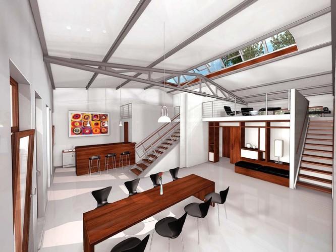 Architektur werk stadt in bochum architekt in wattenscheid loftwohnen parkstra e - Architektur werk ...